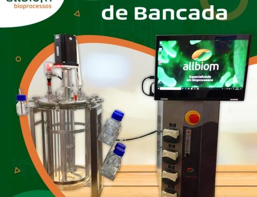 Biorreator de Bancada