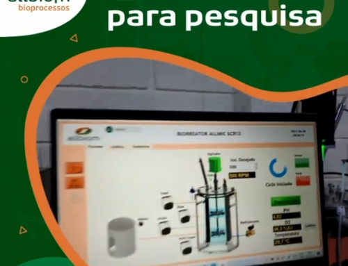 Biorreator para pesquisa