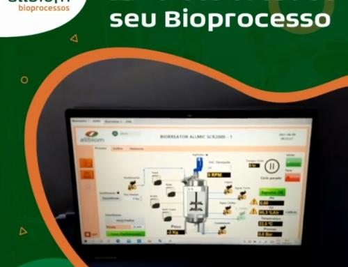 Controle total do seu Bioprocesso