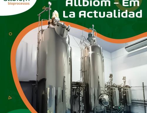 Historia da Allbiom – Em La Actualidad
